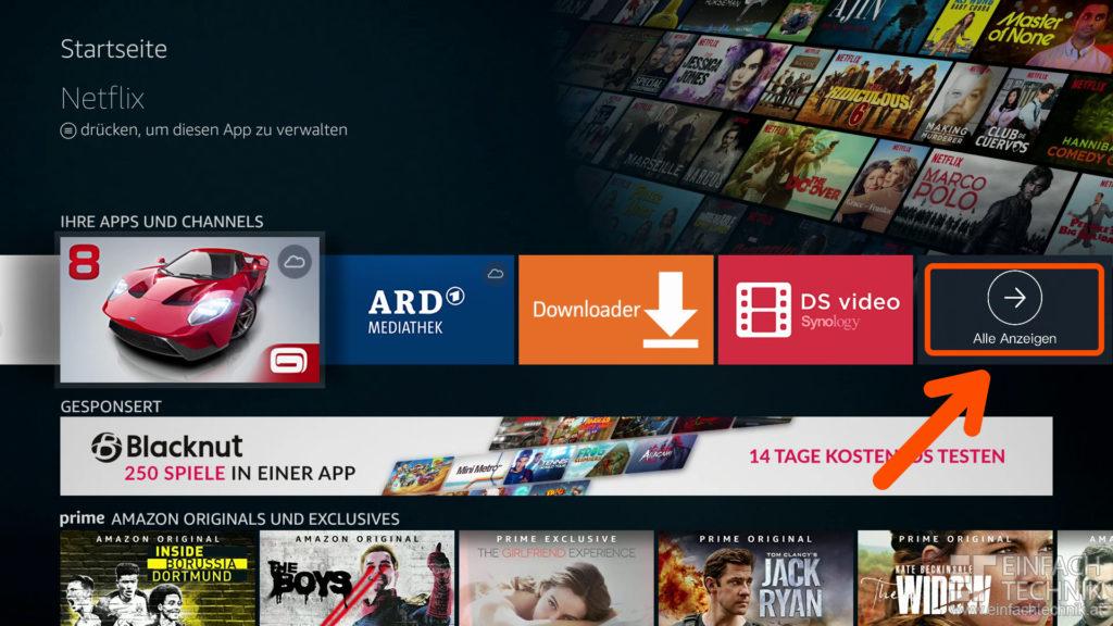 Kodi Auf Fire Tv 4k